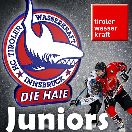 HCI-Juniors sind heiß aufs Eis