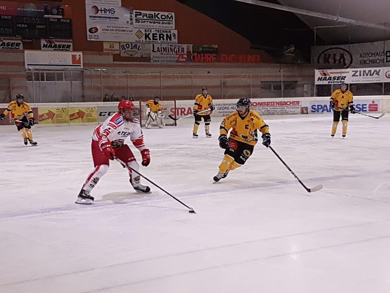 Spitzenspiel in Ehrwald