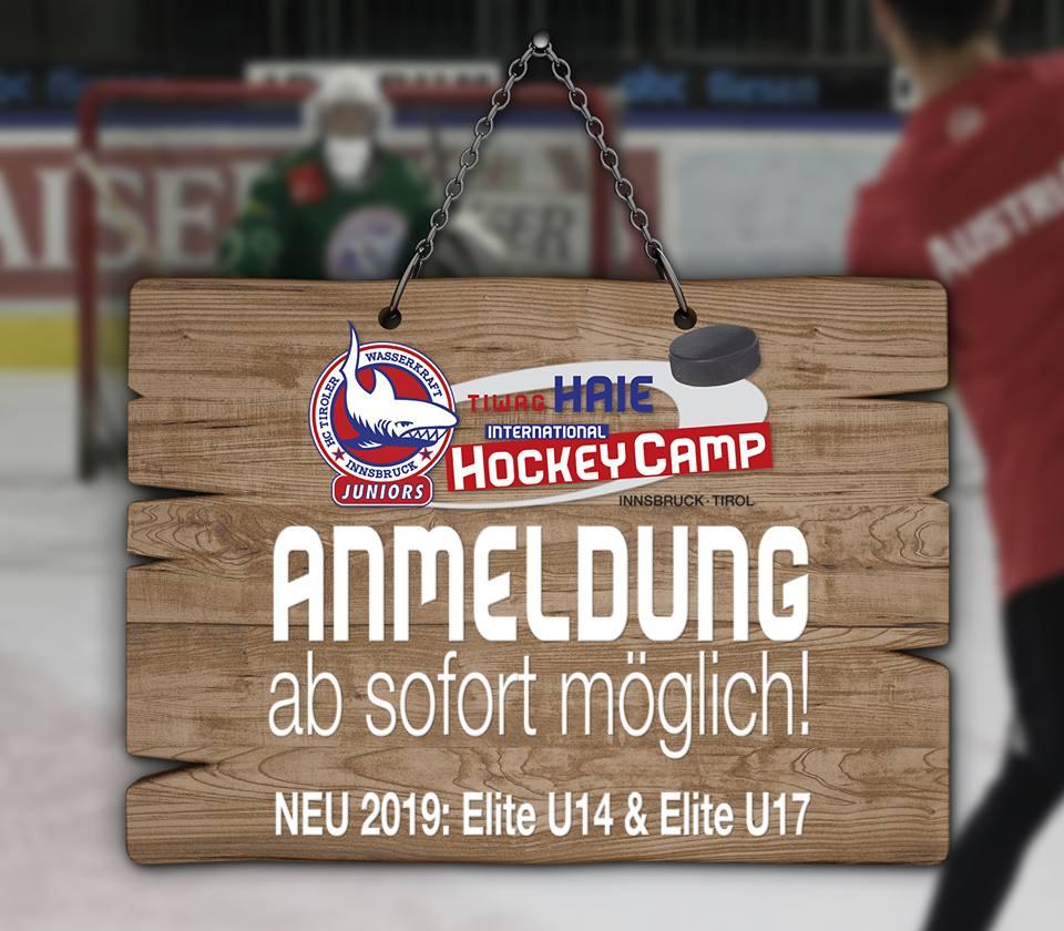 Haie Hockey Camp 2019