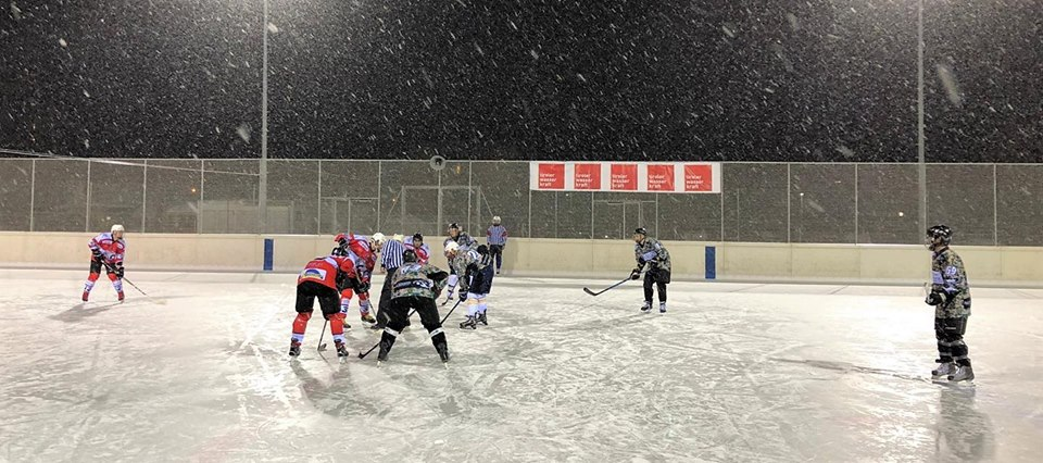 Dom´s Hockey nicht zu schlagen