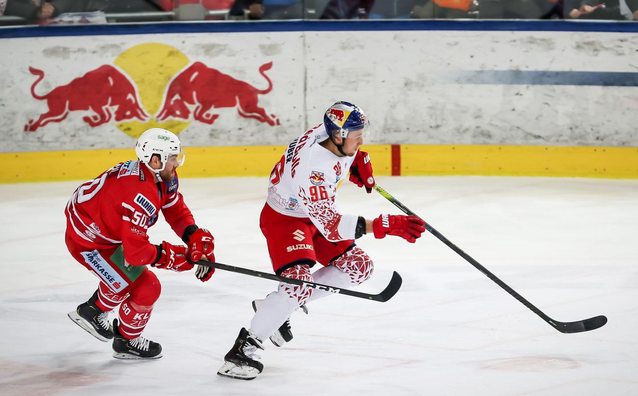 Spitzeneishockey im Sportpark Kitzbühel