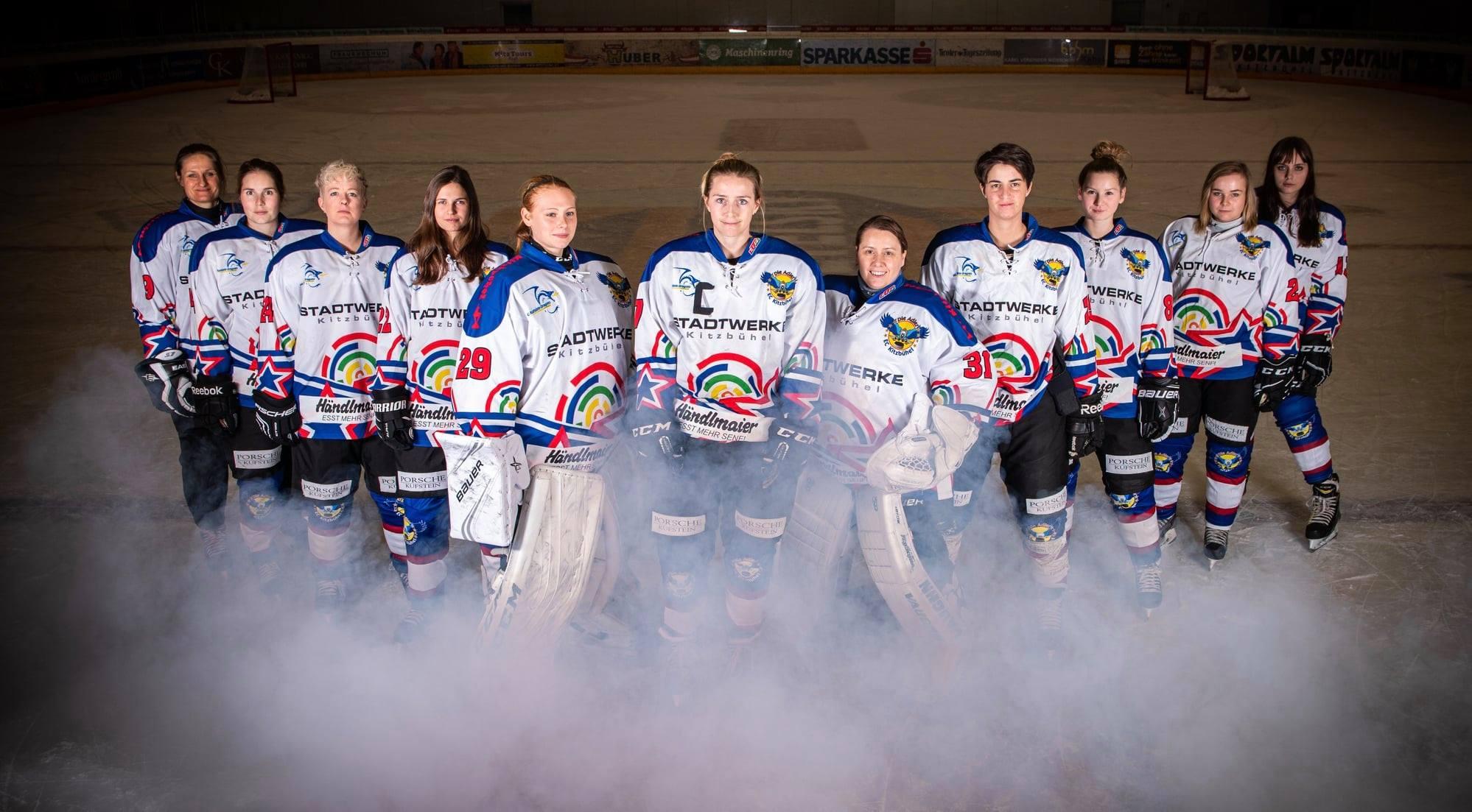 Adler Ladies mit erstem Saisonsieg