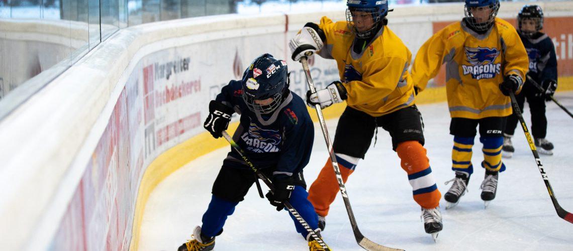 Kufsteiner Hockey Kids wieder auf dem Eis