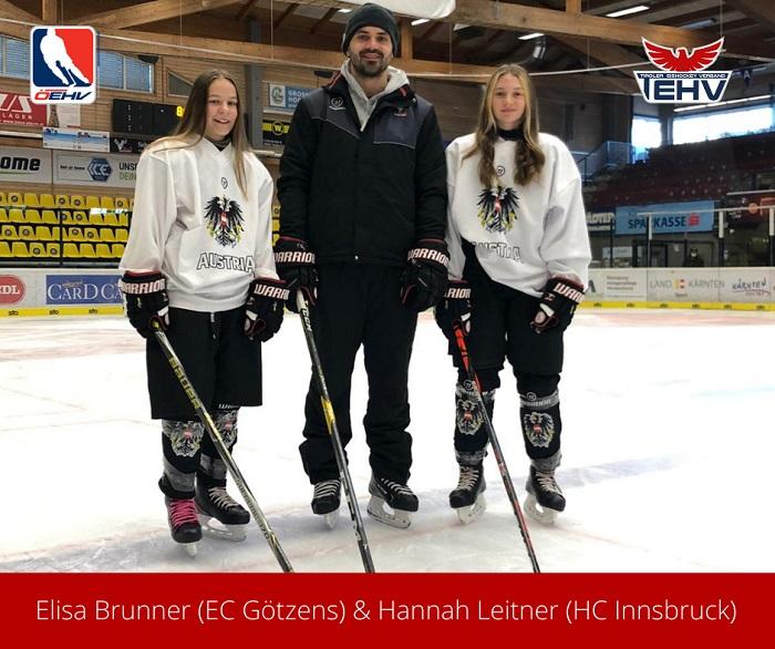 Tiroler Mädels im Nationalteam